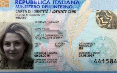 Carta di Identità Elettronica: Prenotazione, validità, rinnovo e proroga.